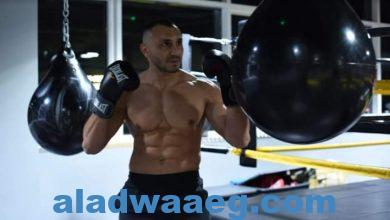 صورة حوار خاص مع مدرب اللياقة البدنية أحمد مقبل