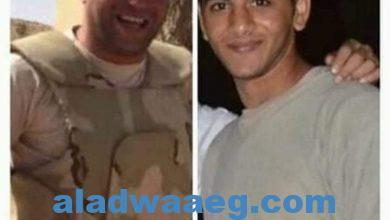 صورة جريدة الاضواء تروي لكم جانب من حياة الشهيد البطل المقدم أحمد الخولي