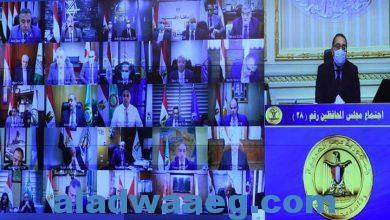 صورة رئيس الوزراء يترأس اجتماع مجلس المحافظين..
