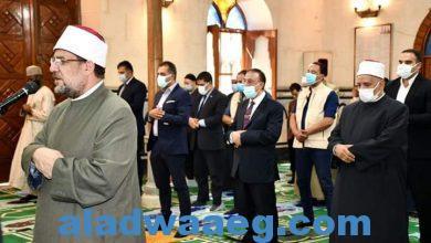 صورة وزير الأوقاف في خطبة الجمعة:العقل هو مناط فهم النص وأحد الكليات الست..
