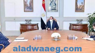 صورة الرئيس السيسى يتابع مستجدات المبادرات الرئاسية في قطاع الصحة على مستوى الجمهورية