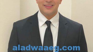 صورة تعيين الدكتور محمد التوني معاوناً لمحافظ الفيوم