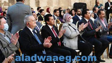 صورة ختام تاريخى لمنتدى الشباب المصرى – الروسى الثانى..