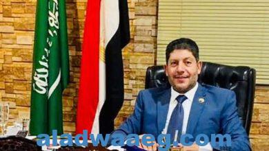 صورة المستشار خالد السيد : يعلن عن إنعقاد ملتقي المصالحة بالمملكة العربية السعودية..