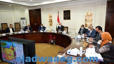صورة وزير الإسكان يستعرض البدائل المقترحة لمشروع إعادة تخطيط وتطوير المدخل الجنوبى لمدينة الجيزة