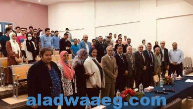 صورة الهندسة والتكنولوجيا جامعة بدر تبدأ العام الجامعى باليوم التعريفى.