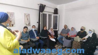 صورة نشاط الجمعيات الأهلية في صعيد مصر..