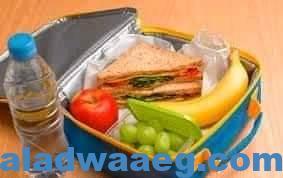 صورة الطعام الأكثر فائدة لطلابنا.