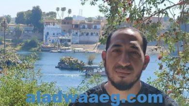 صورة عمرو الغروبي ينتهي من أول كتاباته