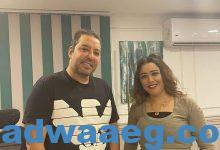صورة بوسي شاهين تعلن تعاقدها مع مدير شركة روتانا لإنتاج أول ألبوماتها الغنائية