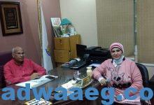 صورة حوار مع الاستاذ احمد الأفندي عضو مجلس إدارة نادي قارون بالفيوم ومقرر النشاط الرياضي بالنادي
